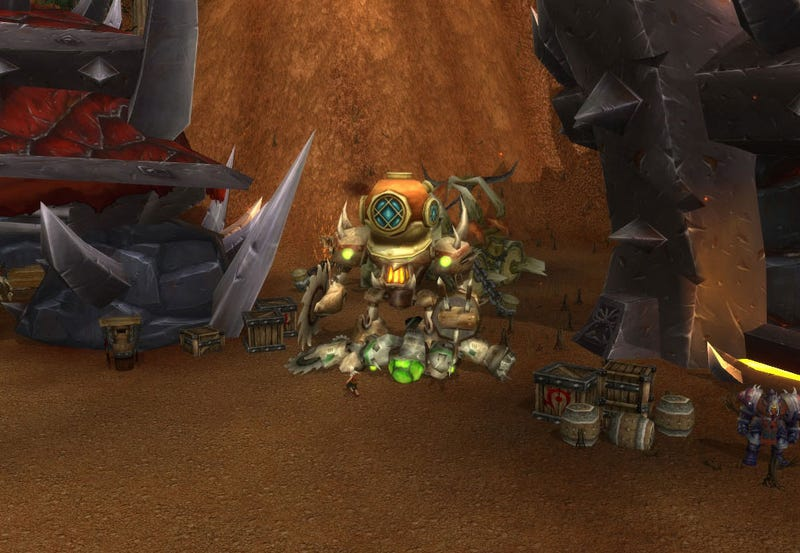 World Of Warcraft's Shocking Large Daddy Needs Your Help