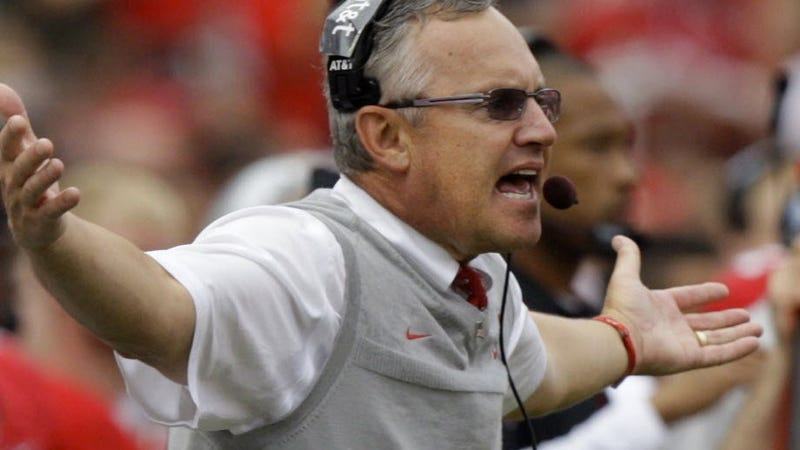 Ding, Dong, The Vest Is Dead: Jim Tressel Resigns