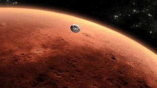 NASA Says Nobody's Getting to Mars Without Its Help