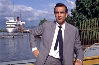 Use James Bond in Dr. No as a Men's Suit Primer