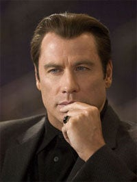 John Travolta Can Blow Us. Really.