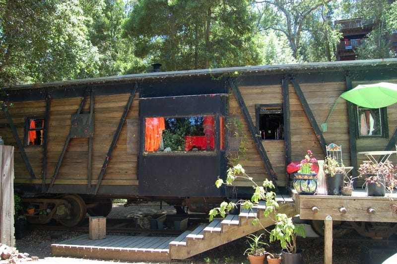 Train Car Homes For Sale