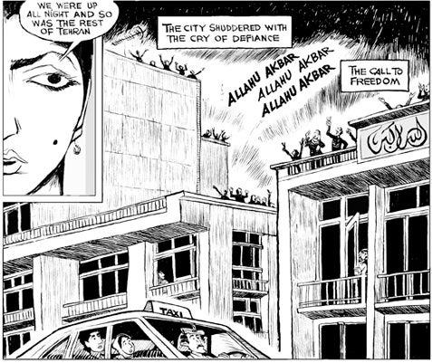 Revolution In Progress: Zahra's Paradise Melds Pop Culture & Persian Politics