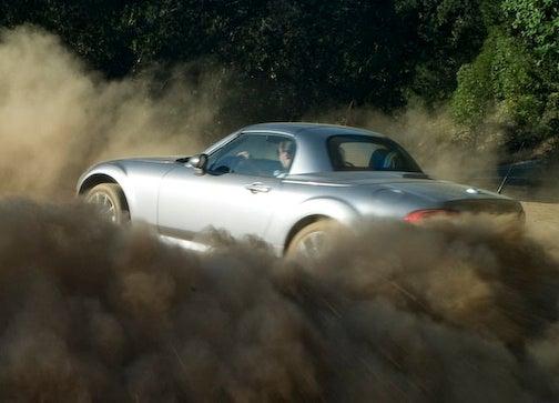 2009 Mazda MX-5 Miata: First Drive