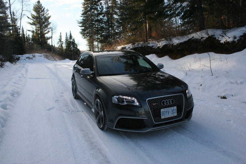 Audi RS3 Sportback Gallery
