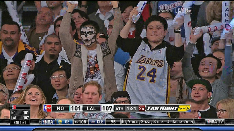 The Lakers Aren't Dead Yet, Even If Some Of Their Fans Are