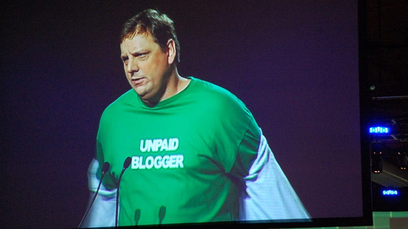 TechCrunch's Founder Has Been Ejected