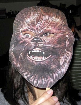True Life (Day) Story: I Held Chewbacca's Christmas Party
