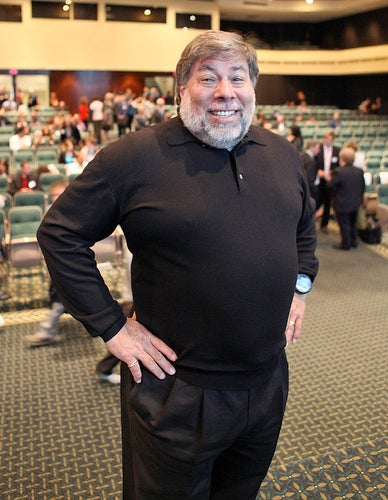 Steve Wozniak Will Buy Two iPads For Himself This Weekend