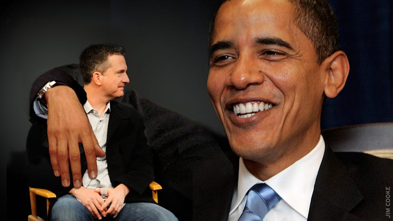 13 Right-Wing Talking Points For The Simmons-Obama Podcast