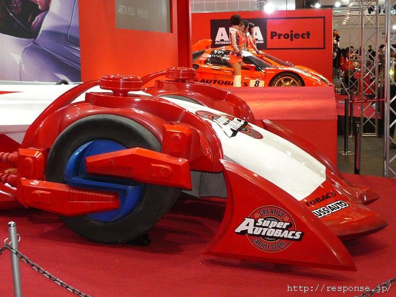 ARTA Super GT 300 Speed Racer Is Worthy of Racing the Batmobile