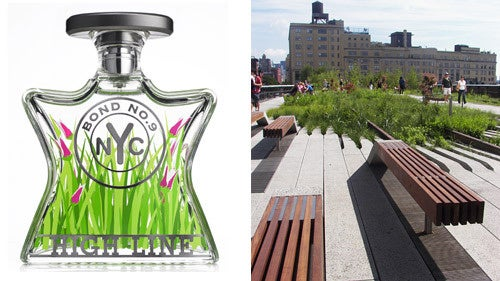 Finally, The Scent of the High Line in a Bottle