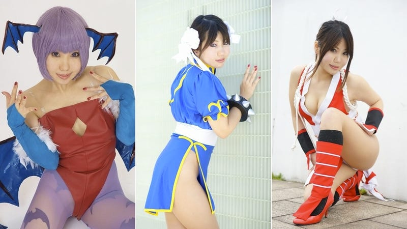 This Lady Loves Dressing as Fighting Game Characters