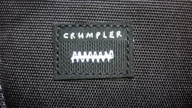 Crumpler Nhill Heist Laptop Bag