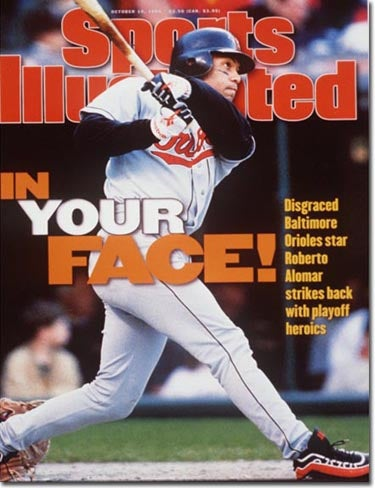 Alomar Denies Lawsuit's Claim That He Has AIDS (Kind Of)