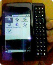 Run Palm OS Garnet VM On Your Nokia N900