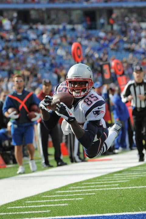 Photoshop Contest: Brandon Lloyd's Touchdown Grin