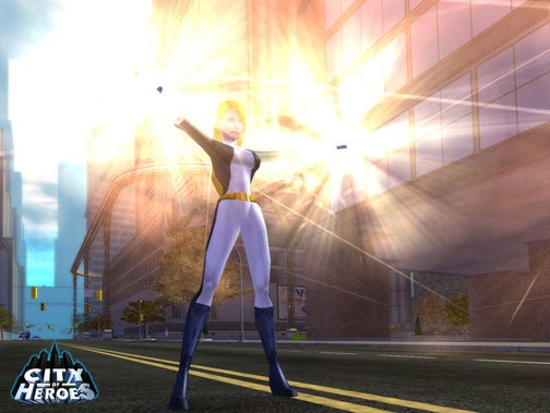 More City Of Heroes Power Customization Screens
