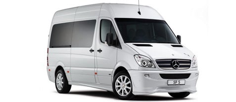 The Hartmann SP5: A Sprintier Mercedes Sprinter