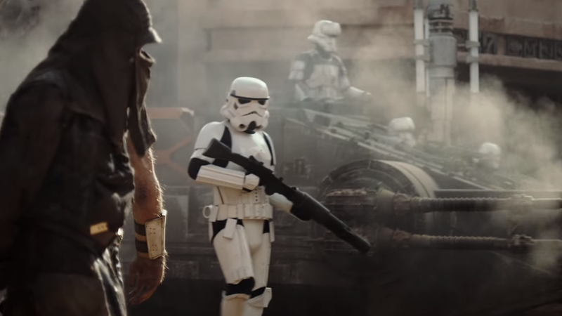 A 'Star Wars: Rogue One' star just let a major spoiler slip