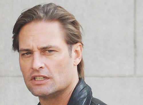 Sawyer's back! First look at Josh Holloway filming Mission Impossible 4