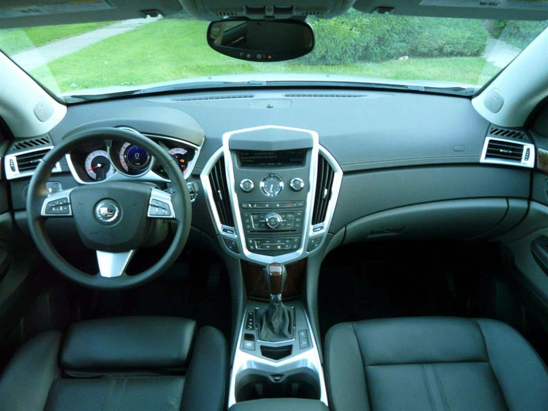 2010 Cadillac SRX: Part Two