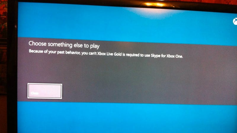 Xbox One Has The Best Error Messages