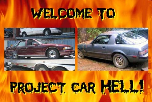 Project Car Hell, LeMons South Edition: RX-7 or Caprice?