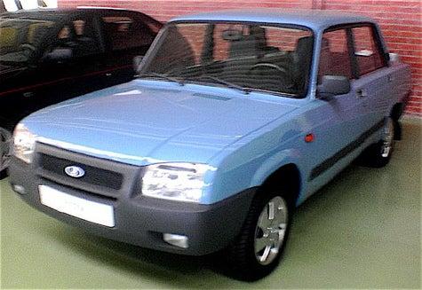 In Russia, Lada 2107 Updates YOU!