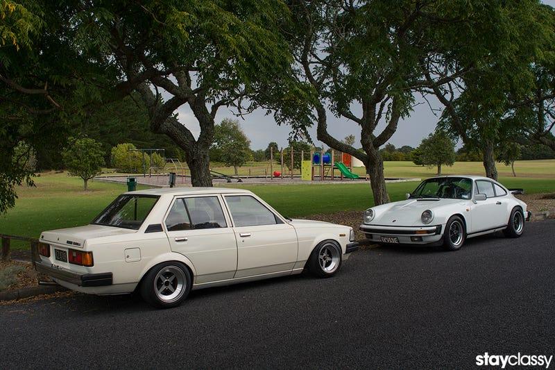 JOYRIDE // 240hp '83 DX Corolla