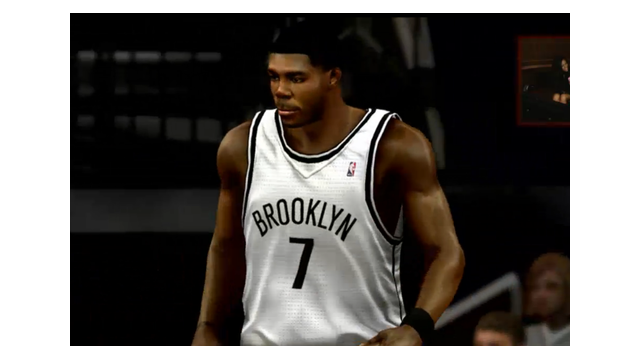 NBA 2K13 Outs the Brooklyn Nets' New Uniforms