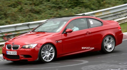 2010 BMW M3 CSL To Get 470 HP, 186 MPH Top Speed