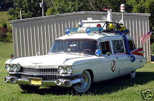Ghostbusters Ecto-1 For Sale on eBay