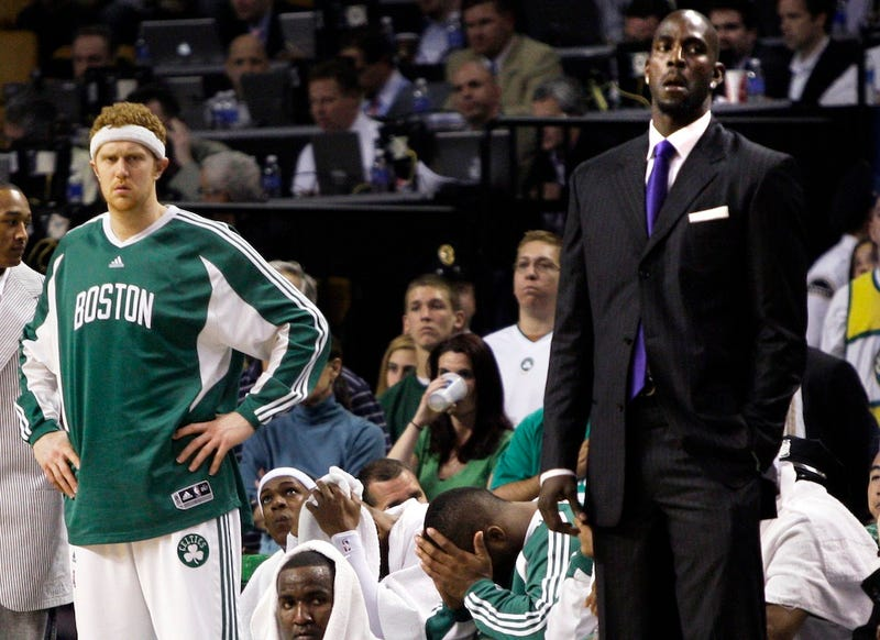 Brian Scalabrine, Of All People, Also Risked His Long-Term Health By Rushing Back From A Concussion