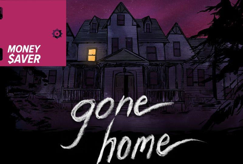 Save On Gone Home, Vita Memory Cards, And All Your Pre-Orders