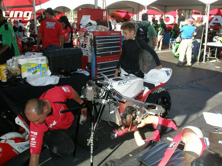 13-Year-Old Motorcycle Racer Dies At Indy Motor Speedway
