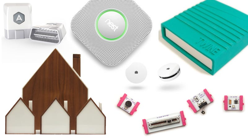 11 Super Smart Gifts That Connect Your Home to the Internet of Things