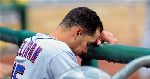 The 2009 New York Mets: A Season Of Failure