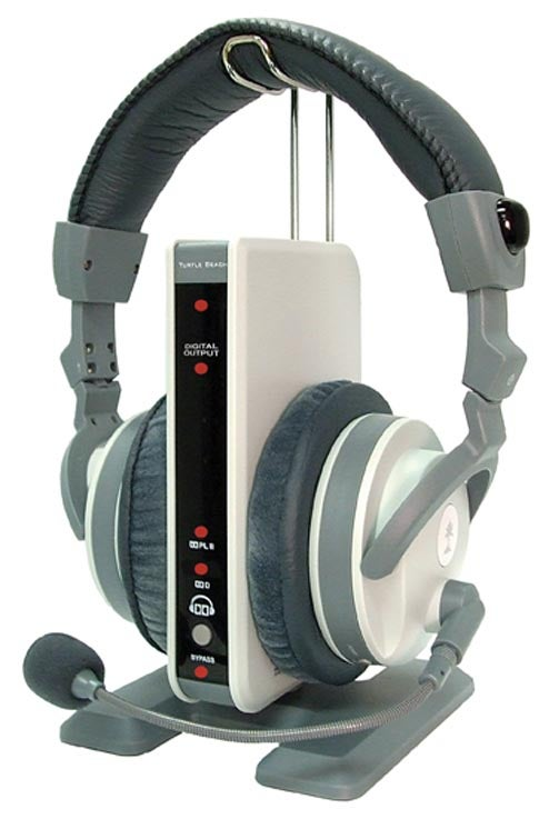 Ear Force X4 Headphones: Surround Sound Cussing on Xbox 360