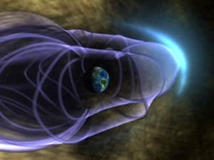 Huge Hole Found on Earth's Magnetic Field, Run Around In Panic Now