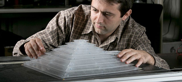 A Cloaking Device For Sound Will Make You Invisible To Sonar