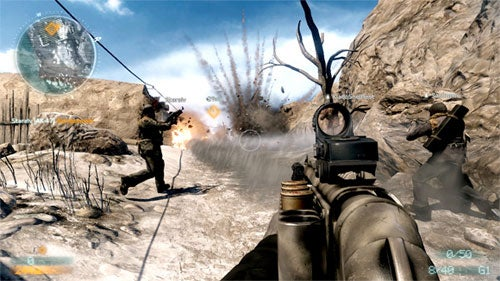 Medal Of Honor Doubles Up On DLC With Hot Zone, Clean Sweep