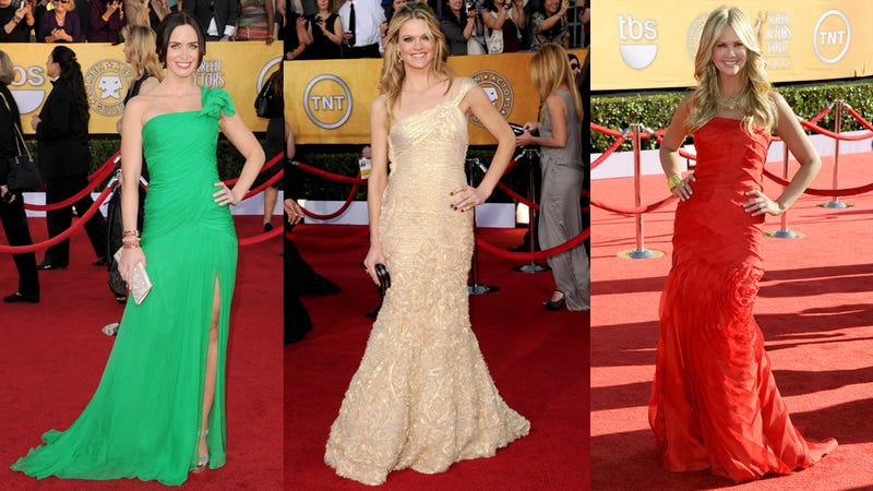 Finally, Some Fashion Risks and Rewards on the Red Carpet