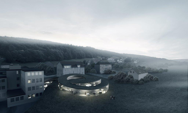 Audemars Piguet's New Watch Museum Looks Like Frozen Clockwork