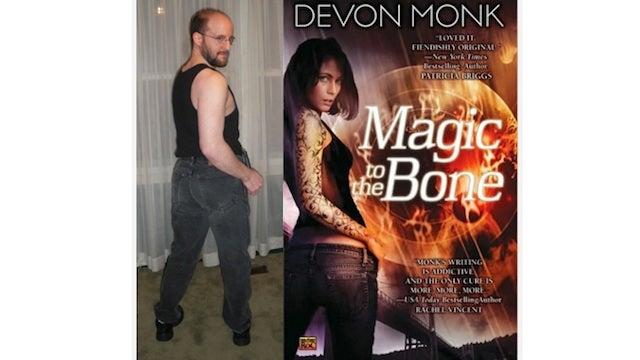Male Fantasy Author Dabbles in the Dark Art of Fantasy Female Buttocks