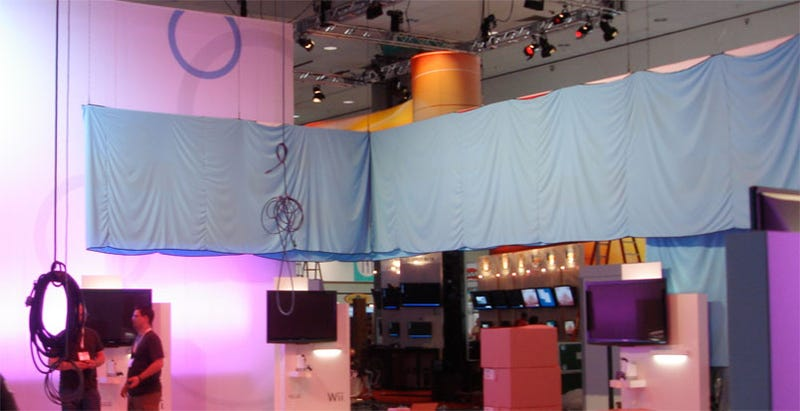 What's Behind The Nintendo Curtain?