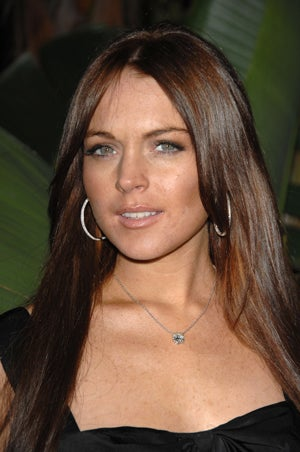 Lindsay's New Role: Cokehead?
