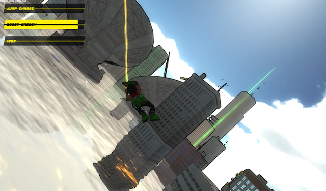 A Game That's Part Tony Hawk, Part Spider-Man