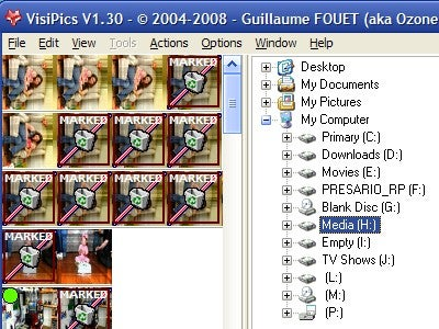 VisiPics Ferrets Out Your Duplicate Photos