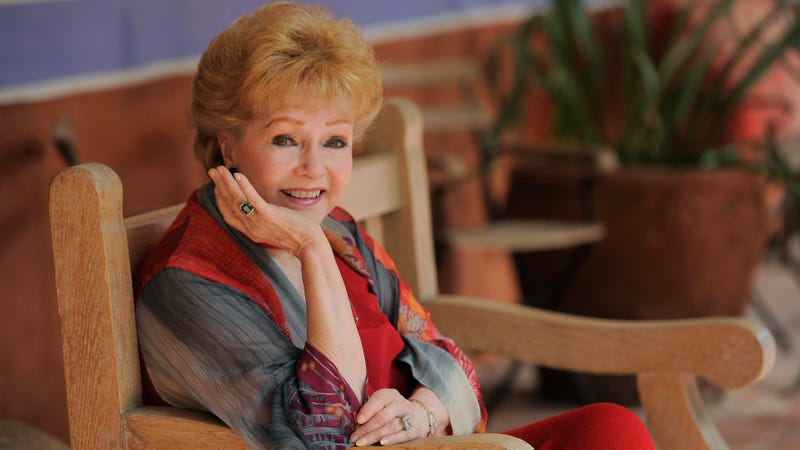 Debbie Reynolds Doesn't Know What the Hell Throwback Thursday Is